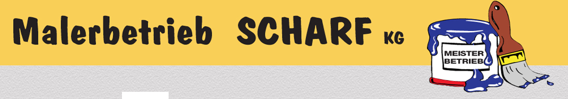 Malerbetrieb Scharf
